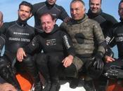 Trovato l'oricalco mare Sicilia