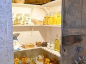 Pantry Room: dispensa organizzata.