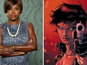 Viola Davis vicina accordo multi-film Comics