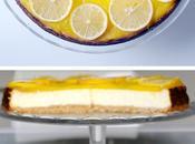 Cheese Cake (American) Limone