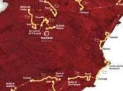 Svelato percorso della Vuelta España 2015