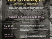 Musée Musique, l'aperi-cena artistica organizzata dalla Locanda Martino, collaborazione l'Associazione Stazione Miniato