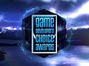 Game Developers Choice Awards 2015, ecco nominations