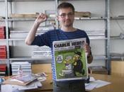 foto Charb simbolo della libertà d'espressione