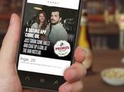 Abbordala bar, Tinder Bartinder birra belga chiede sfoderare coraggio