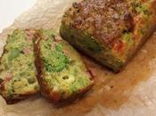 Plumcake broccoletti prosciutto formaggio