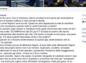 Roberto Saviano dimentica principi giuridici attacca ancora Napoli