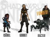 Shadowrun: Hong Kong, prosegue l'onda Kickstarter, proposti nuovi obiettivi secondari
