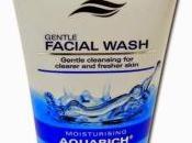 Recensione: cien face aqua rich detergente delicato pelle normale mista