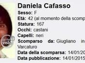 """Scomparsa Daniela Cafasso, napoletana segnalata """"Chi l'ha visto?"""""""