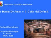 Videocorso archeologia, quinta lezione: Domus Janas culto defunti