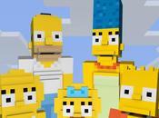 Minecraft, arriva dedicato Simpson versioni Xbox