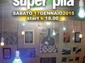 """Sabato alle 18.00, presso Galleria Puzzle Firenze MOSTRA """"SUPER PILA"""""""