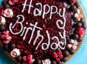 Torta cioccolato compleanno