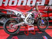 Honda Team 2015 Supercross