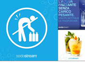 Sodastream. mass market televisivo trend emergenti social