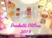 TAG: #ProdottiPROva 2015 feat. Lost Girl Loves Make Ariel