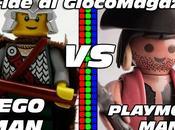 Sfide GiocoMagazzino! Sfida: LEGO Playmobil Man!