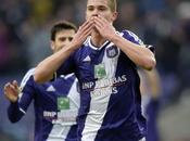 Jupiler League: passo falso Club Brugge. L'Anderlecht approfitta subito