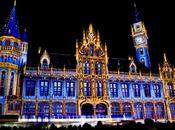 Gent Light Festival: magia delle luci nelle Fiandre