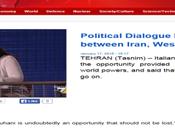 Iran, lettera aperta alla Senatrice dopo intervista Tasnim News