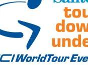 Santos Tour Down Under 2015: tappe partenti