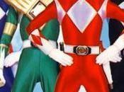 Power Rangers, reboot