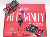 COSMETICS Collezione Vanity swatches review