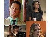 SPOILER Glee, HTGAWM, Outlander, TVD, Flash, Arrow, Americans, Agent Carter Girl