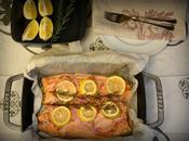 Trota salmonata cartoccio, pesci pigliare