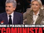 asfalta D'Alema: Comunista stai ancora fare politica?