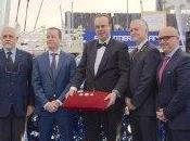 """Trieste/ """"Seven Seas Explorer"""". lavori bacino prima nave Regent Seven Cruises"""