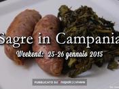sagre perdere weekend 25-26 gennaio 2015