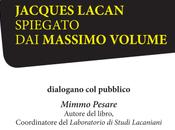 """Gennaio 2015 Lecce Mimmo Pesare presenta """"Jacques Lacan spiegato Massimo Volume"""", Manifatture Knos/Sala Casting Cineporti Puglia"""