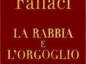"""Recensione rabbia l'orgoglio"""" Oriana Fallaci"""