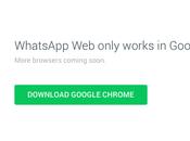 WhatsApp nota applicazione messaggistica immediata anche web, clienti iOS!