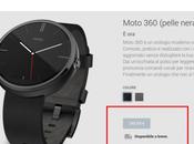 Motorola Moto disponibile breve Play Store