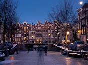lusso! Pattiniamo lungo canali Amsterdam
