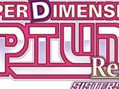 Hyperdimension Neptunia Re;Birth Sisters Generation Spazio alle nuove generazioni