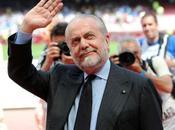 """Stadio Paolo, Laurentiis annuncia: """"Diventerà funzionale sicuro"""""""