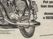 Vintage Brochures: Suzuki 1977 (UK)