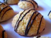 Biscotti cocco Coconut cookies