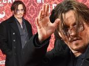 Johnny Depp grasso sfatto alla premiere Mordecai Berlino