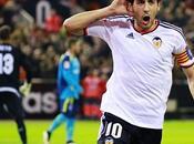 Valencia-Siviglia 3-1: Negredo Parejo incantano, sorpasso!
