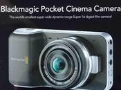 Corso Blackmagic Pocket Cinema Camera intro DaVinci Resolve