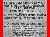 Rilasciati campo nazista Mauthausen, dimenticati Spagna.