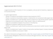 Apple rilascia aggiornamento Yosemite 10.10.2