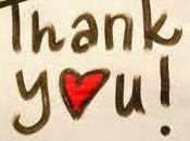 Grazie follower!