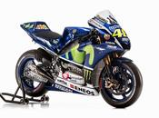 Yamaha YZR-M1 Team Movistar MotoGP 2015