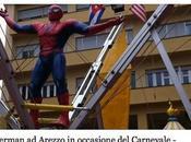 Spiderman Arezzo: quesito Bene Male